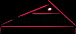 Balkan-Hütte Logo
